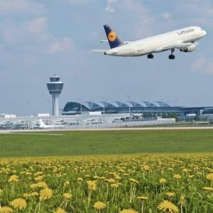 Der Flughafen München liegt um die Ecke